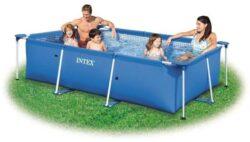 Bazén Florida 1,5 x 2,0 x 0,6 m bez filtrácie-bNadzemný bazén s celkovým objemom vody 1,6 m3./b