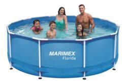 Bazén Florida 3,05 x 0,91 m bez príslušenstva-bNadzemný bazén s celkovým objemom vody 5,2 m3./b