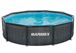 Bazén Florida 3,05x0,91 m RATAN bez prísl.-bNadzemný bazén s celkovým objemom vody 5,2 m3./b