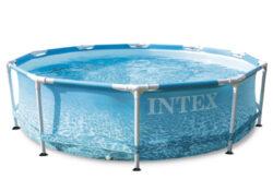 Bazén Florida 3,05 x 0,76 m BEACHSIDE bez prísl.-bNadzemný bazén s celkovým objemom vody 4,5 m3./b