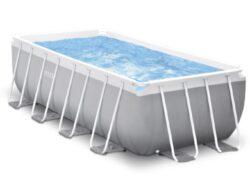 Bazén Florida Premium 2,00 x 4,00 x 1,22 m + KF 2,0 vr. prísl.-bNadzemný bazén s celkovým objemom vody 8 m3./b