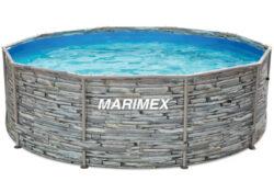 Bazén Florida 3,66 x 1,22 m KAMEŇ bez prísl.-bNadzemný bazén s celkovým objemom vody 11,5 m3./b
