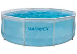 Bazén Florida 3,05 x 0,91 m TRANSPARENTNÝ bez prísl.-bNadzemný bazén s celkovým objemom vody 5,2 m3./b