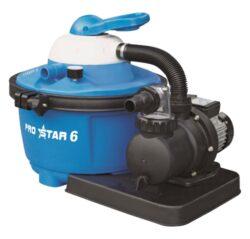 Filtrácia piesková ProStar 6 - 6,6 m3/h-bObjem filtračnej nádoby je 17 kg piesku./b