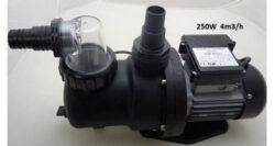 Čerpadlo filtracie Prostar 4m3-bNáhradné čerpadlo k pieskovej filtrácii Prostar 4, BlackStar 4./b