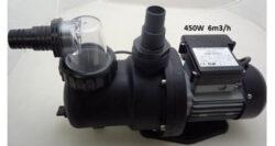 Čerpadlo filtrácie Prostar 6m3, ProStar Profi 6m3-bNáhradné čerpadlo pre pieskové filtrácie./b