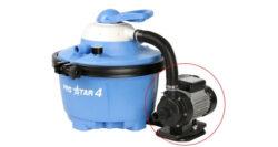 Čerpadlo filtrácie ProStar Profi 3,5, ProStar 4, ProStar 3-bNáhradné čerpadlo pre pieskové filtrácie./b