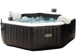 Bazén vírivý nafukovací Pure Spa - Jet & Bubble Deluxe HWS-bVírivka pre 1 - 4 osoby./b