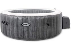 Bazén vírivý nafukovací Pure Spa - Bubble Greywood Deluxe 4 AP-bVírivka pre 1 - 4 osoby./b