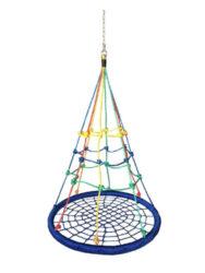 Kruh hojdací color Marimex-bMaximálne zaťaženie až 150 kg./b